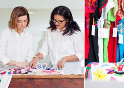 Fotos der Geschäftsführung – Rosa Mexicano Design