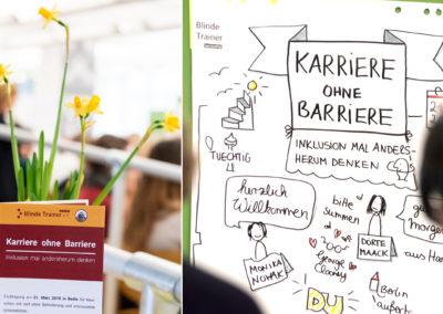 Veranstaltungsfotografie – Karriere ohne Barriere / Aktion Mensch