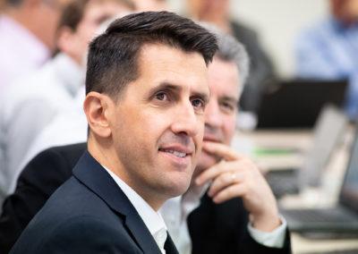 Fotos der Geschäftsführung – Nexus AG