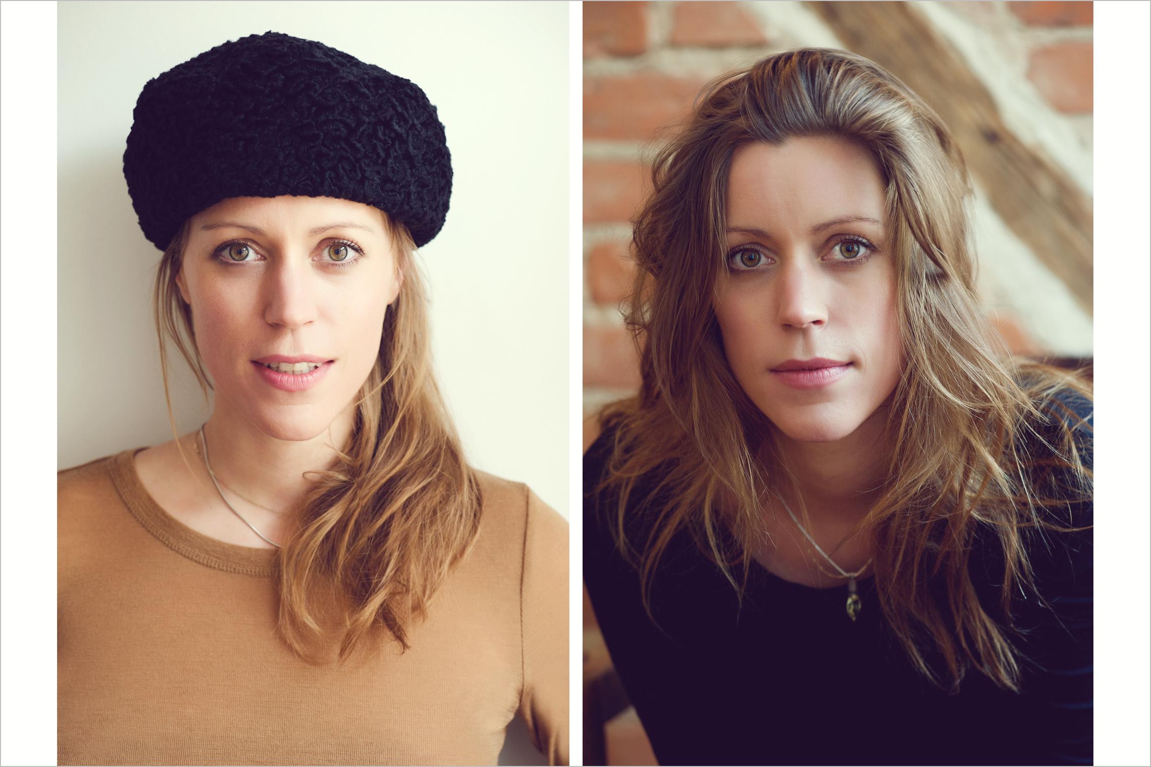 Künstlerfotos Schauspielerportrait Headshots Portraitfotografin Caro Hoene Photography Berlin